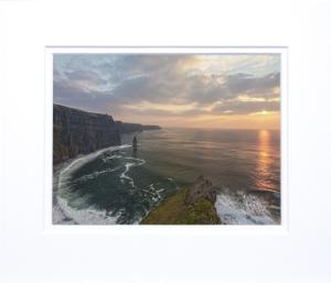 Cliffs of Moher,sunset.jpg